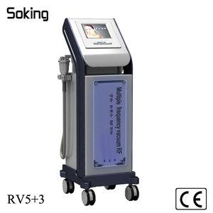 Salon use Bipolar RF Machine with vacuum